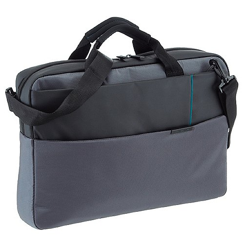 Samsonite Qibyte Laptop Bag 44 cm - anthracite