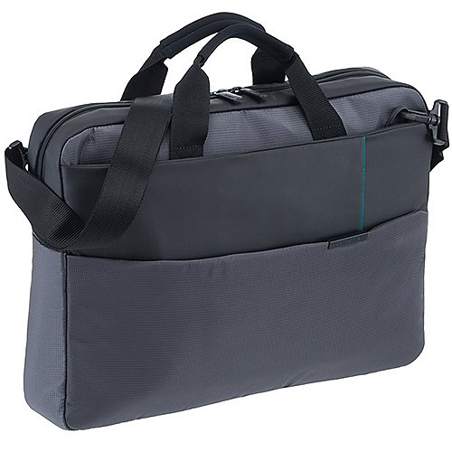 Samsonite Qibyte Laptop Bag 45 cm - anthracite