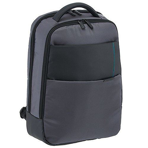 Samsonite Qibyte Laptop Rucksack 43 cm - anthra...