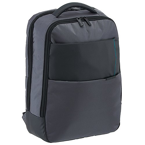 Samsonite Qibyte Laptop Rucksack 46 cm - anthra...