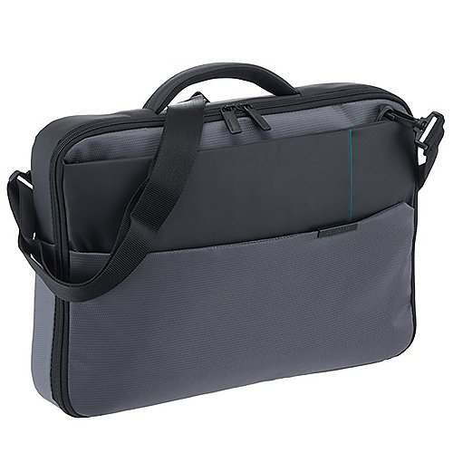 Samsonite Qibyte Aktentasche mit Laptopfach 44 ...