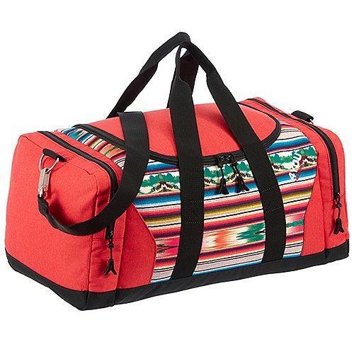 4YOU Igrec Collection Sportbag Sporttasche 43 cm ethno rot