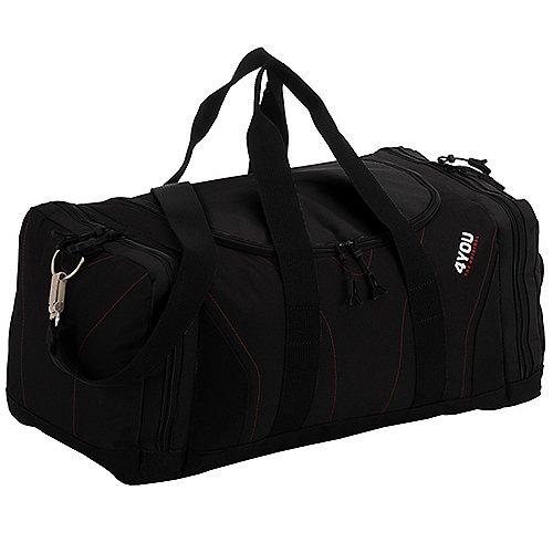 4YOU Igrec Collection Sportbag Sporttasche 43 cm black