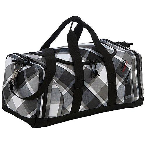 4YOU Igrec Collection Sportbag Sporttasche 43 cm big check
