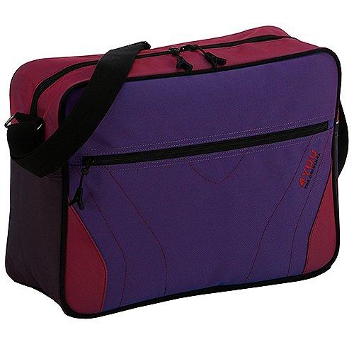 Guhrow Angebote 4YOU Igrec Collection Reporterbag 38 cm - violet