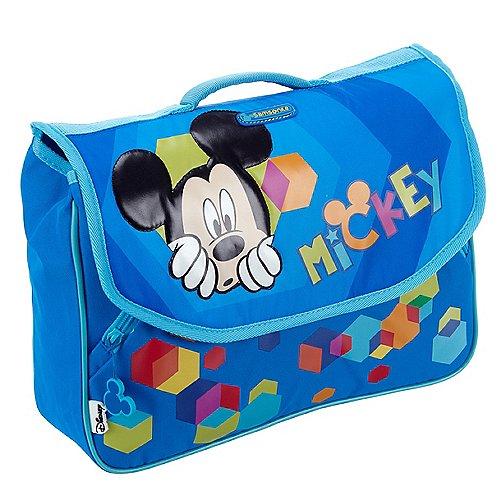 Griesen Angebote Samsonite Disney Wonder Schoolbag Schultasche 35 cm - mickey spectrum