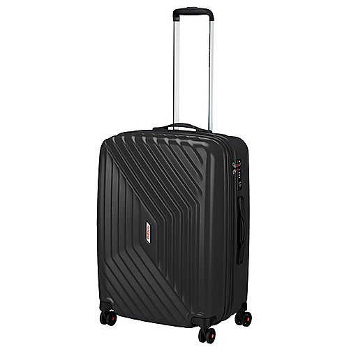 American Tourister Air Force 1 Spinner 66 exp - galaxy black
