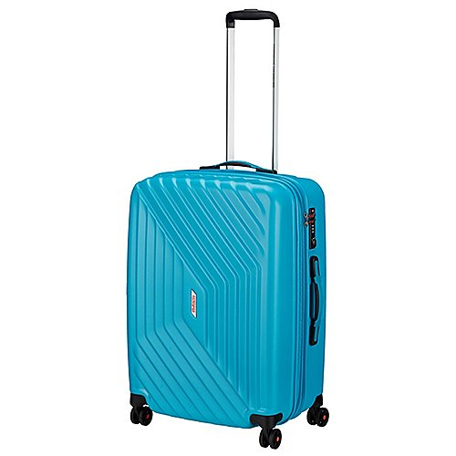 American Tourister Air Force 1 Spinner 66 exp - aero turquoise