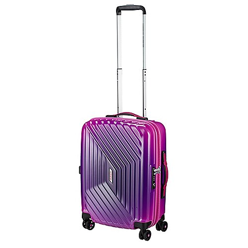 American Tourister Air Force 1 Spinner 55 Gradient - gradient pink