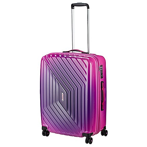 American Tourister Air Force 1 Gradient Spinner 66 exp - gradient pink