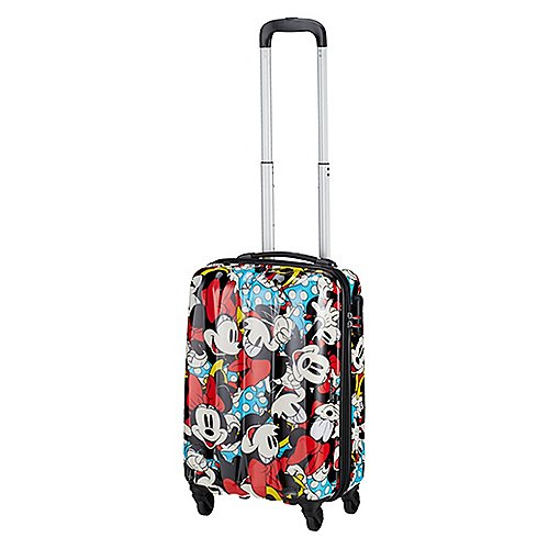 American Tourister Disney Legends Alfatwist 4-Rollen-Bordtrolley 55 cm - minnie comics Sale Angebote Terpe