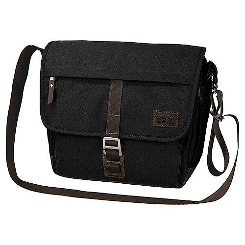 Jack Wolfskin Daypacks Bags Camden Town Umhängetasche 37 cm black auf Rechnung bestellen