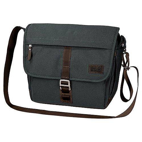 Jack Wolfskin Daypacks Bags Camden Town Umhängetasche 37 cm greenish grey auf Rechnung bestellen