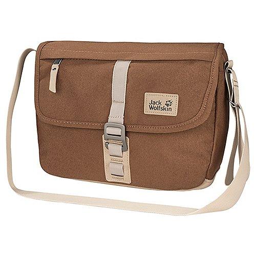 Jack Wolfskin Daypacks Bags Warwick Ave Umhängetasche 26 cm desert brown auf Rechnung bestellen