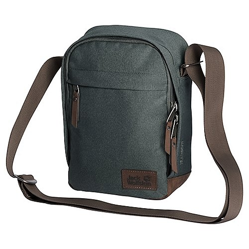 Jack Wolfskin Daypacks Bags Heathrow Schultertasche 26 cm greenish grey