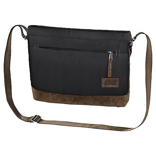 Jack Wolfskin Daypacks Bags Cocopa Bag Umhängetasche 28 cm black auf Rechnung bestellen