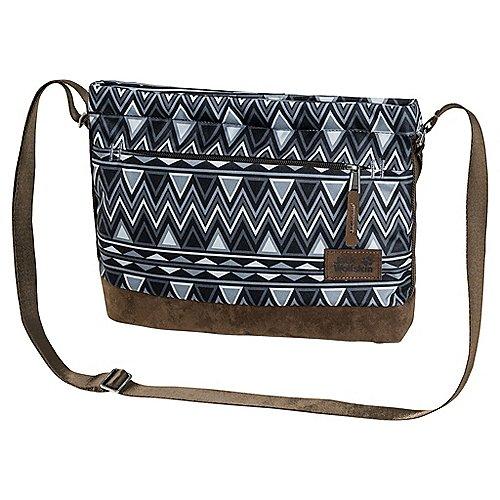 Jack Wolfskin Daypacks Bags Cocopa Bag Umhängetasche 28 cm grey navajo auf Rechnung bestellen