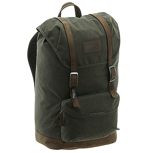 Jack Wolfskin Daypacks Bags Tweedham Rucksack 48 cm woodland green