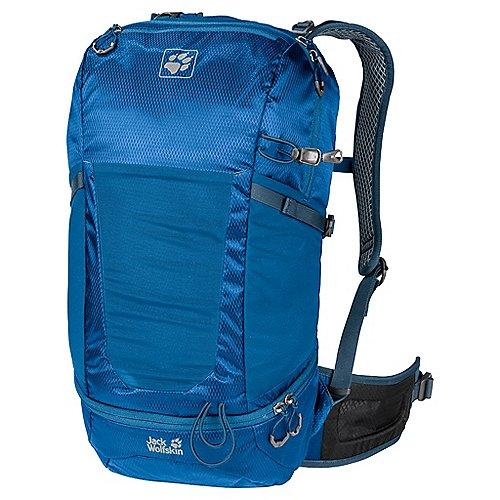 Jack Wolfskin Outdoor Kingston 22 Pack Rucksack 53 cm electric blue