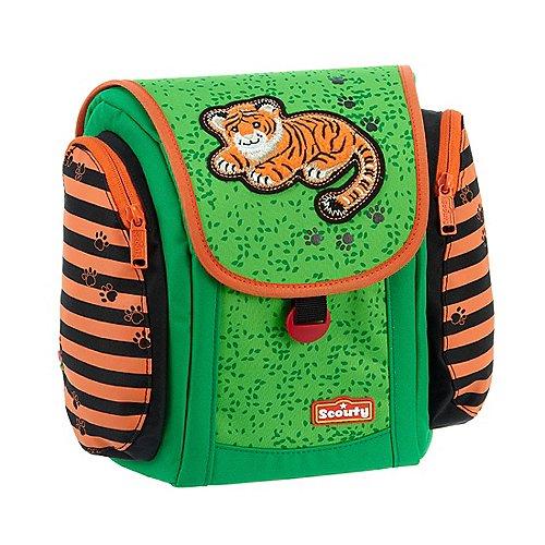 Groß Schacksdorf-Simmersdorf Angebote Scouty Vorschule Minimega Kinderrucksack 27 cm - Tiger