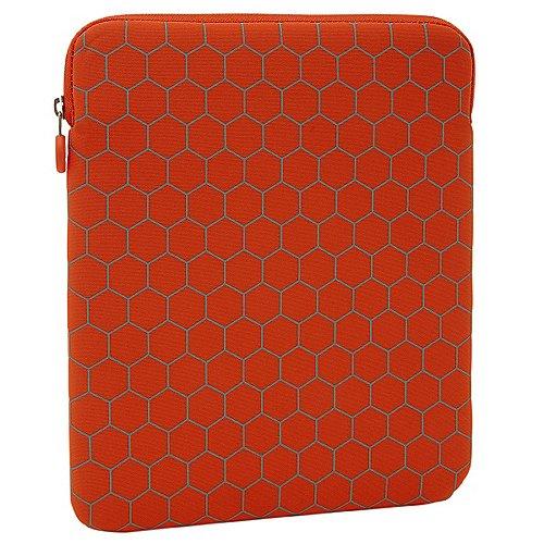 Design Go Reisezubehör Neopren iPad Case - oran...