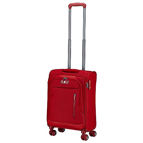 March 15 Trading Rolling 4-Rollen-Trolley 55 cm - red - broschei