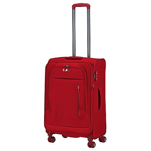 March 15 Trading Rolling 4-Rollen-Trolley 68 cm - red - broschei