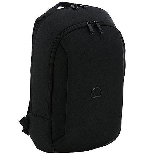 Delsey Mouvement Rucksack mit Laptopfach 44 cm - schwarz Sale Angebote Terpe