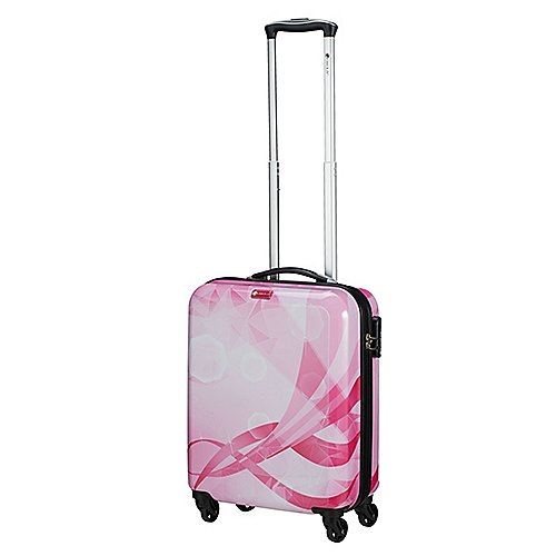 Check In Atlantis 4-Rollen-Bordtrolley 55 cm - pink Sale Angebote Gablenz