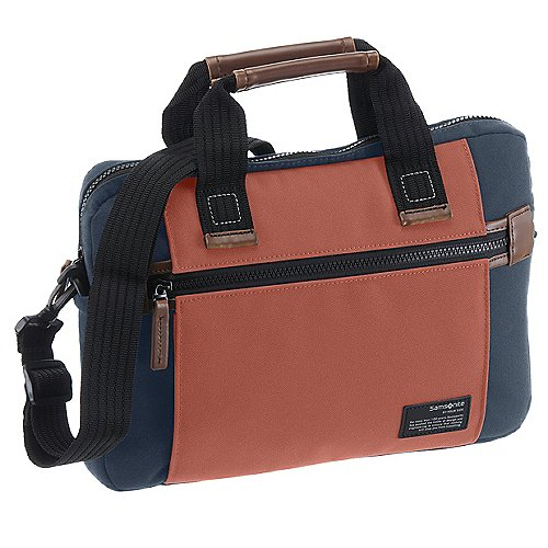 Samsonite Sideways Laptop Tasche 34 cm - blue-o...