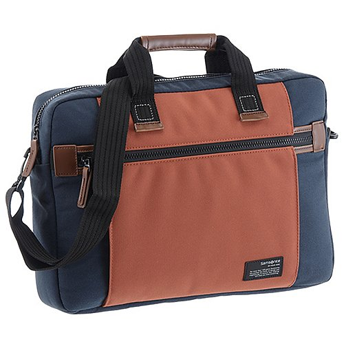 Samsonite Sideways Laptop Tasche 41 cm - blue-o...