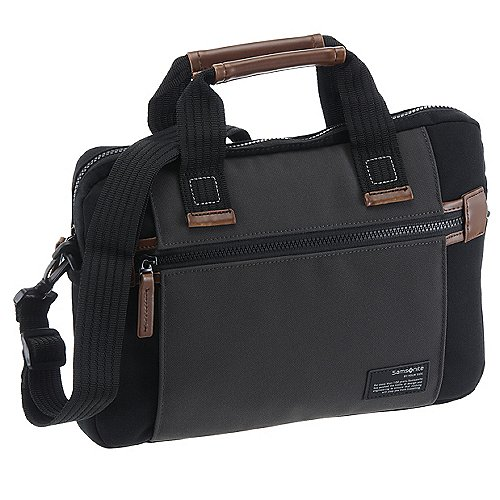 Samsonite Sideways Laptop Tasche 34 cm - black-...