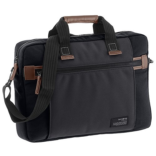 Samsonite Sideways Laptop Tasche 41 cm - black-...