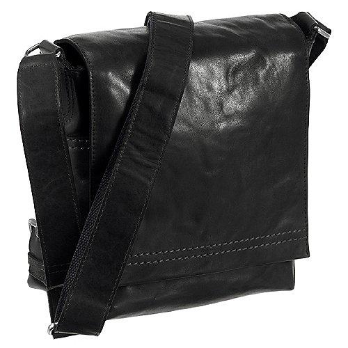 Harolds Saddle Crossbag Umhängetasche 26 cm schwarz