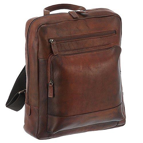 Jost Randers Rucksack mit Laptopfach 37 cm - co...