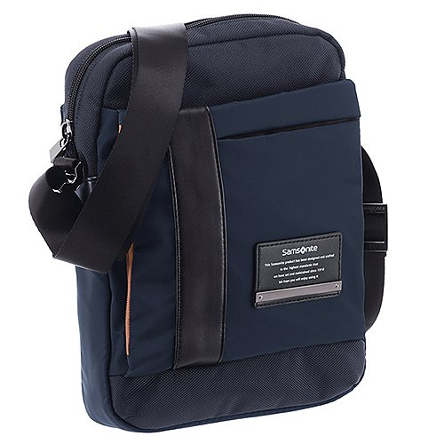 Samsonite Openroad Tablet Crossover Schultertasche 29 cm space blue