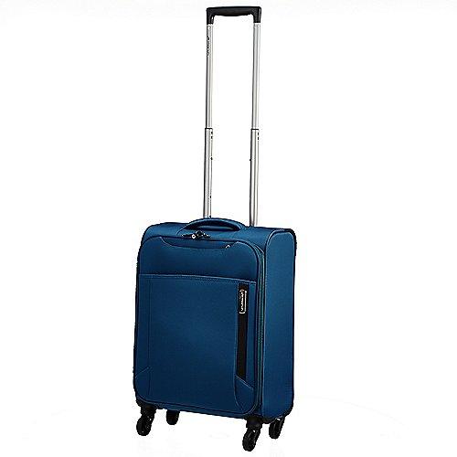 March 15 Trading Cloud 4-Rollen-Trolley 55 cm - petrol blue