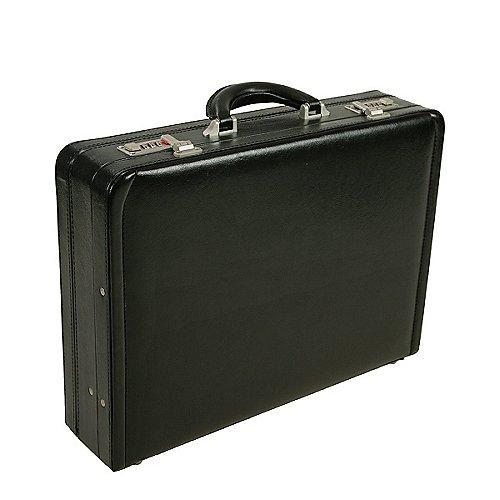 d&n Business Line Aktenkoffer 45 cm - schwarz Preisvergleich