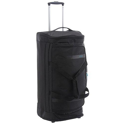 American Tourister Herolite Reisetasche auf Rollen 79 cm - volcanic black