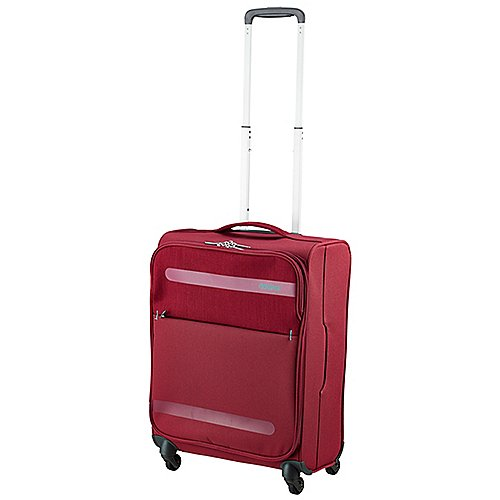 American Tourister Herolite Lifestyle 4-Rollen-Kabinentrolley 55 cm - pomegranate