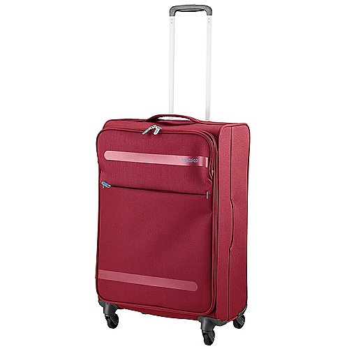 American Tourister Herolite Lifestyle 4-Rollen-Trolley 67 cm - pomegranate