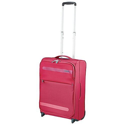 American Tourister Herolite Super Light 2-Rollen-Kabinentrolley 55 cm - buggle gum pink