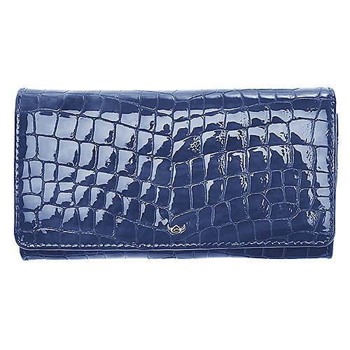Golden Head Cayenne Damenbörse 19 cm - nachtblau