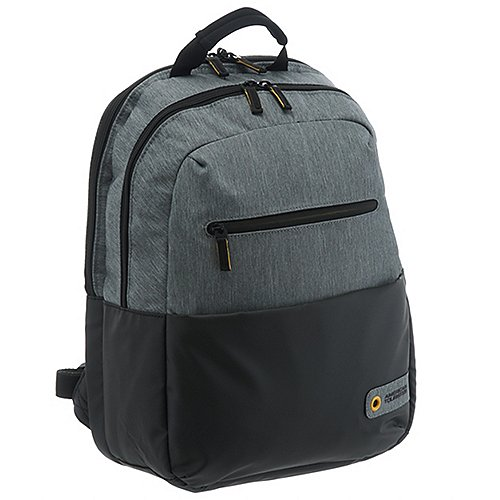 American Tourister City Drift Laptoprucksack 40 cm black grey
