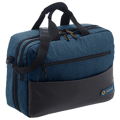Schipkau Meuro Angebote American Tourister City Drift 3-Way Boarding Bag 40 cm - black-blue