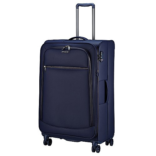 March 15 Trading 4 Seasons 4-Rollen-Trolley 78 cm - navy jetztbilligerkaufen