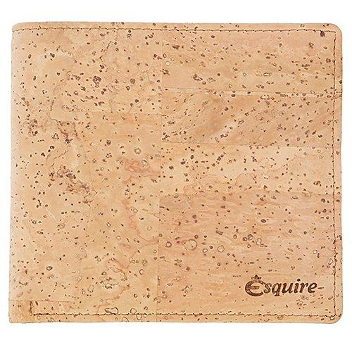 Esquire Kork Querformatbörse 11 cm Produktbild