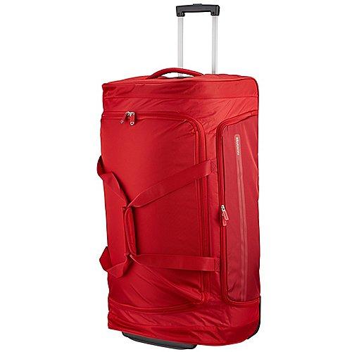 American Tourister Summer Voyager Rollreisetasche 81 cm ribbon red