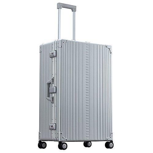 """Aleon Macro Traveler 4-Rollen Trolley 30"""" mit Kleidersack 76 cm Produktbild"""