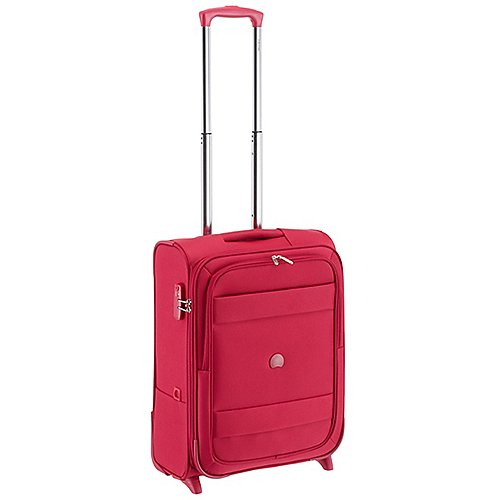 Delsey Indiscrete 2-Rollen-Kabinentrolley 55 cm - rot